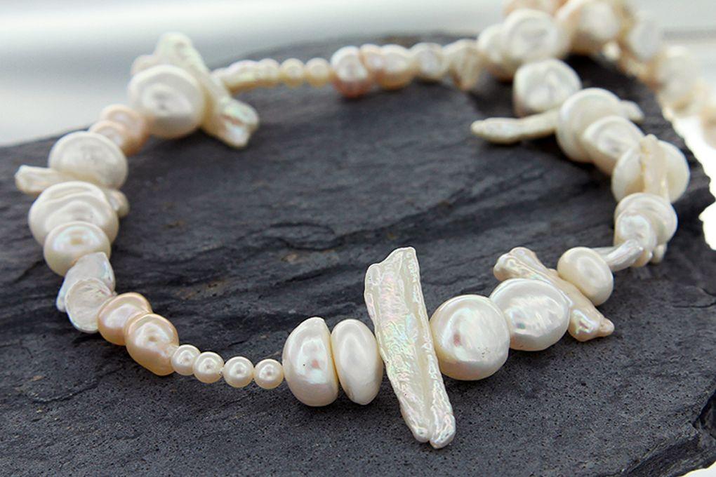 Süsswasser Perlen