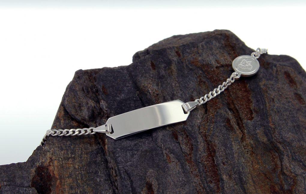ID- Armband Silber 925